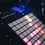 Ableton Push Scales